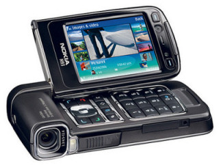 Telemóvel Nokia N93